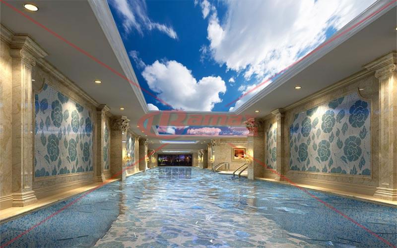 HD Gergi Tavan otel uygulaması