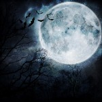 gergi tavan Gece gökyüzü baskı görselleri