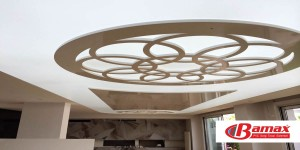 Tavan aydınlatmasında Gergi Tavan Çözümleri-5