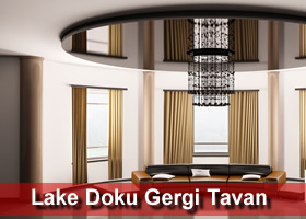 Lake Doku Gergi Tavan