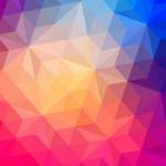 geometrik-sekiller-ile-retro-desen