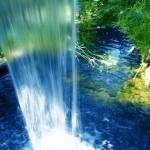 yesil-agaclar--arasinda-tropikal-selale-gergi-tavan-gorseli