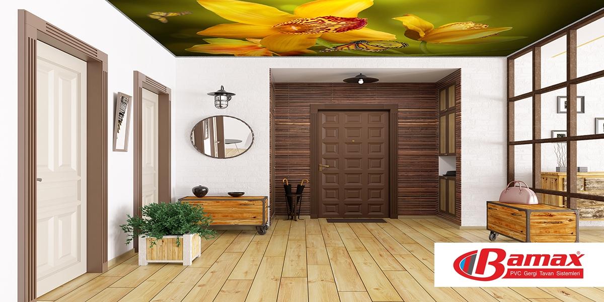 Gergi tavan, germe tavan, barisol tavan, tavan dekorasyonu, kaliteli gergi tavan,