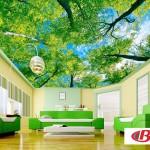 gergi tavan sistemleri ev iş yeri tavan dekorasyonlarında