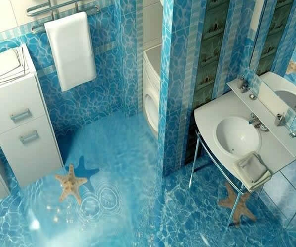 gergi tavan banyo