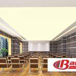 Işıklı Gergi Tavan Sistemleri, gergi tavan, germe tavan, pvc tavan, barisol tavan, barrisol tavan, tavan aydınlatması