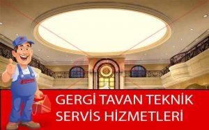 Germe tavan bakımı-Gergi tavan Bakımı