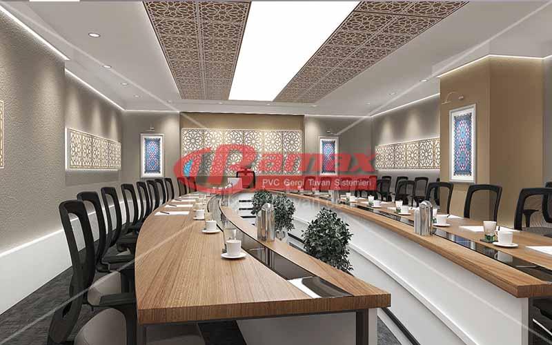 Antalya gergi tavan sistemi