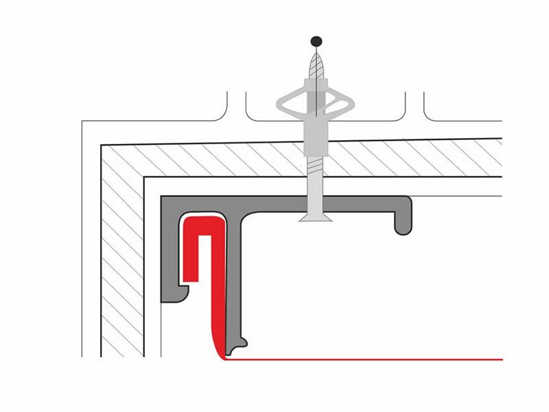 Gergi Tavan Profilleri, Germe tavan profilleri, Barisol tavan profilleri ile daha kaliteli tavan dekorasyonları Gergi tavan profilleri tamamen alüminyumdan üretilmiş olup uzun Ar-ge çalışmaları ile son halini almıştır. Bu profiller aluminyumdan üretilmesinin en büyük sebebi aluminyumun hafif olması