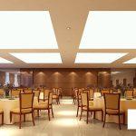 Gergi Tavan Restaurant tavanı uygulaması