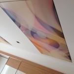 Gergi tavan düğün salonu uygulaması, gergi tavan uygulamaları, gergi tavan, germe tavan, pvc tavan, tavan dekorasyonları