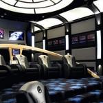 Gergi tavan sinema salonu uygulaması, gergi tavan uygulaması, sinema salonlarında artık gergi tavan uygulamaları görmek mümkün