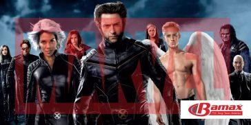 X-Men Apocalypse-gergi tavan