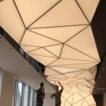 Özel tasarım gergi tavan sistemleri