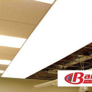 Fabrikalarda gergi tavan uygulamaları