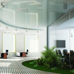 Benefits of stretch ceiling