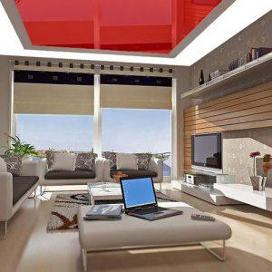lake gergi tavan ev uygulaması, lake gergi tavan, lake tavan, gergi tavan, barisol tavan