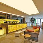 Genel energy Gergi tavan barisol uygulaması
