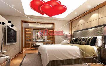 14 Şubat Sevgililer günü tavan