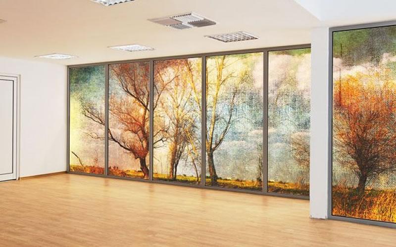 Baskılı Duvar Kağıdı Örnekleri, dijital baskı duvar kağıdı